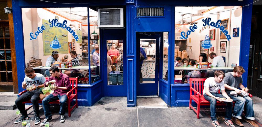 La Habana Restaurant New York