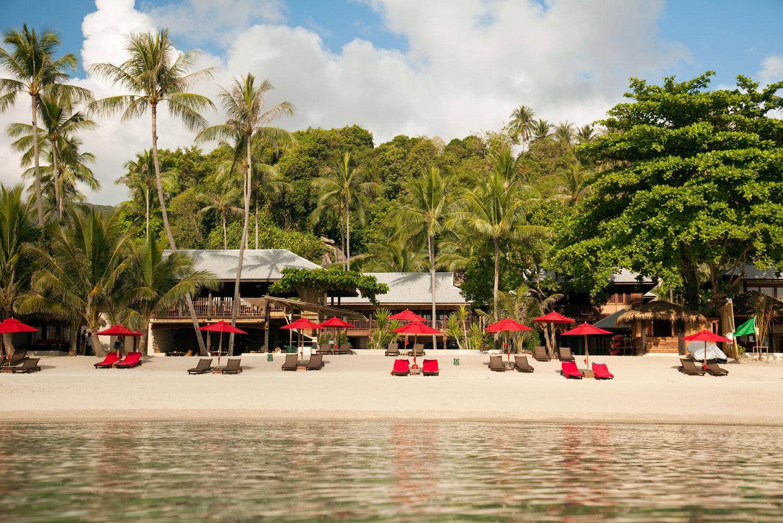 LUNA LLENA PARTIDO Koh Phangan Paradise Bungalows Haad Rin y descuentos en hoteles LUNA (Full Moon Party)