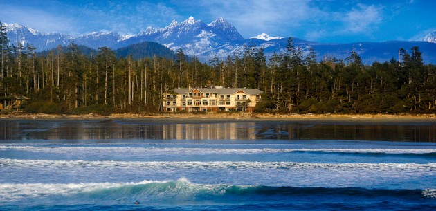 Long Beach Lodge Resort, Tofino, Canada