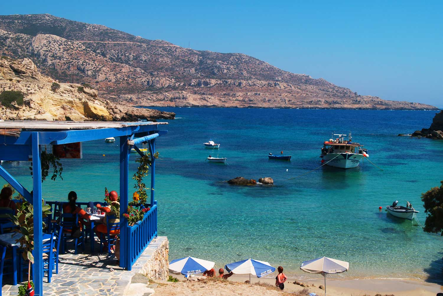 Best Beach Hotels In Naxos Greece