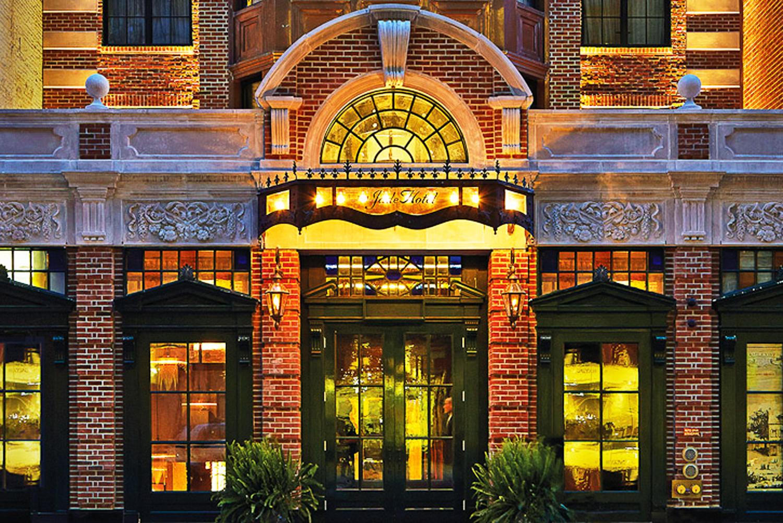 Review The Jade Hotel New York International Traveller