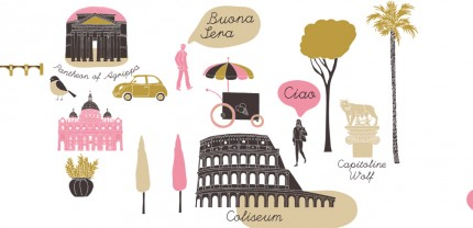 City guide to Rome