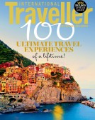 Issue 13 of International Traveller, featuring '100 Ultimate Travel Experiences of a Lifetime'