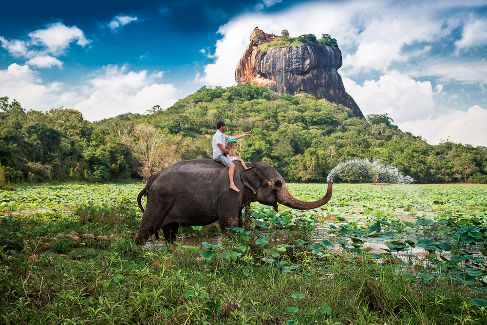 Sigiriya Sri Lanka  city images : Pin Sri Lanka Sigiriya Rock Photos And Wallpapers on Pinterest