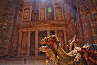 Treasury Building Petra, Jordan