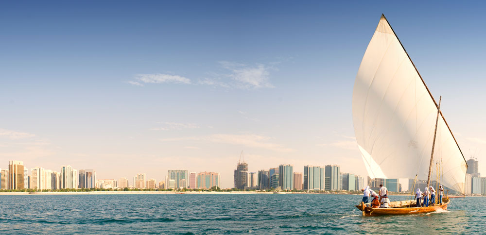 The luxury, adventure and culture of Abu Dhabi