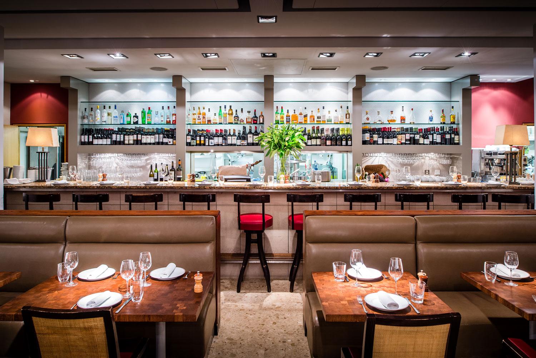 Thai Restaurant Charlotte Street London