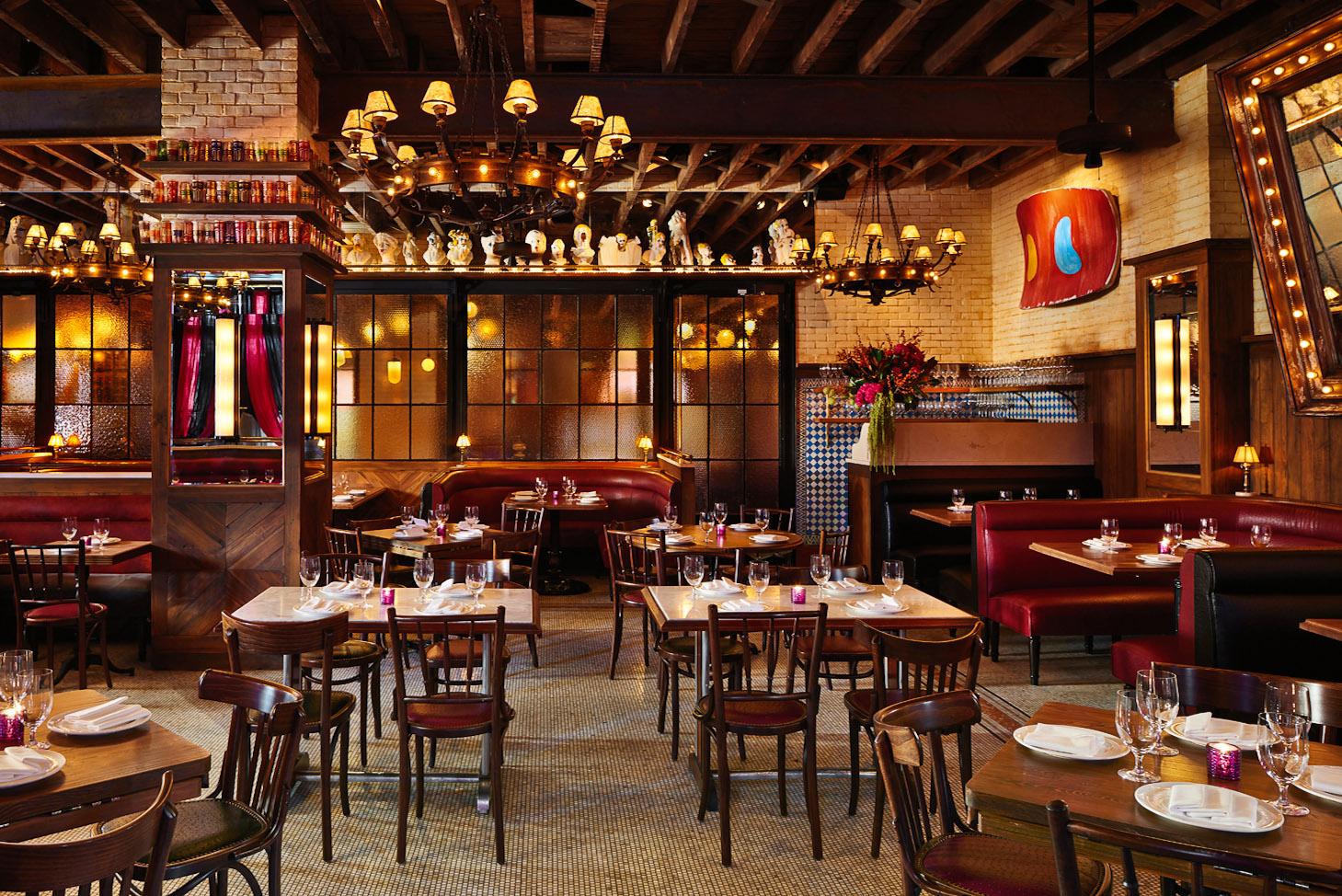 Ludlow New York Restaurant