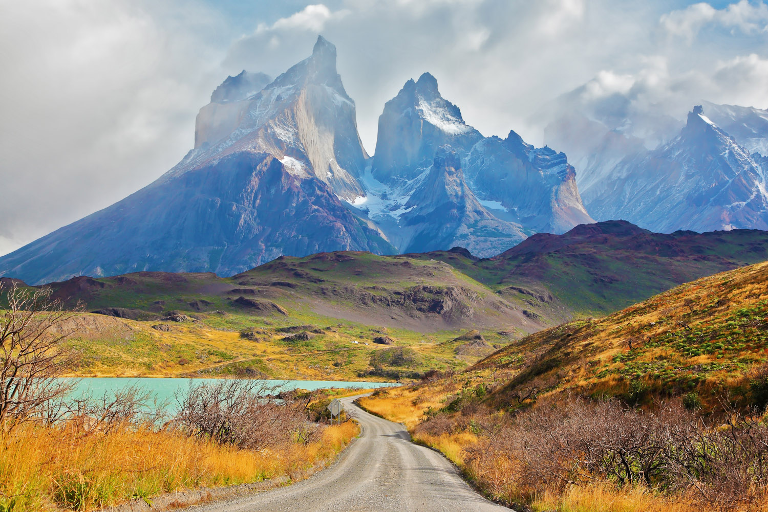 Deserted Wonderland Torres Del Paine In The Off Season International Traveller