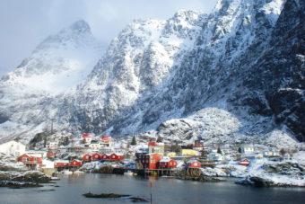 Å, South Lofoten, Norway.