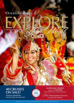 Oceania Cruises Explore Your World