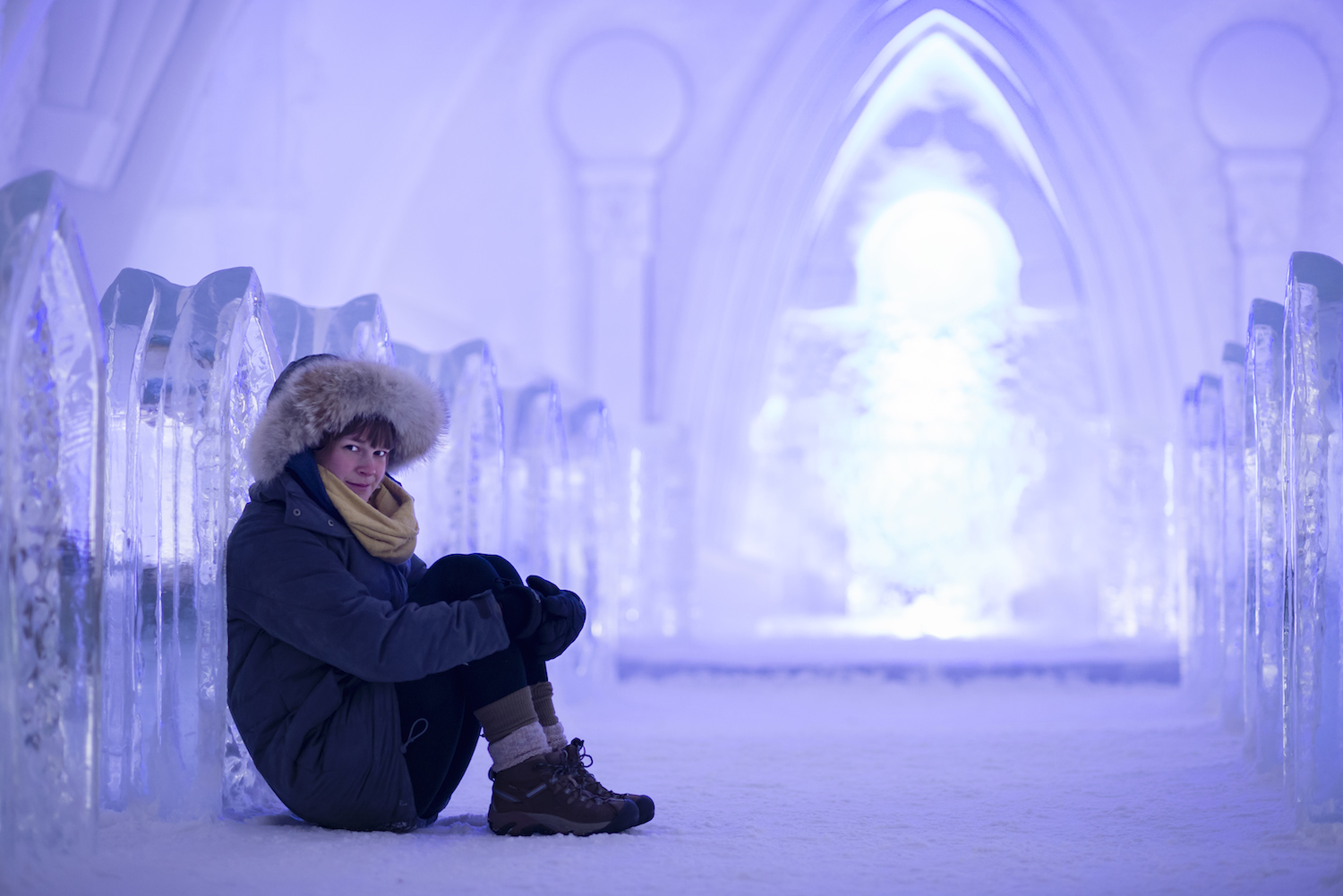 Fulfil Your Frozen Dreams At A Canadian Ice Hotel