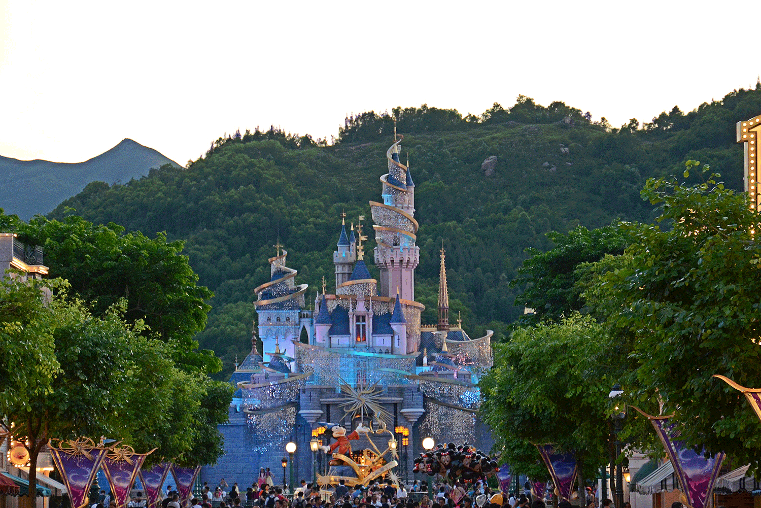 Family fun at Hong Kong Disneyland  International Traveller