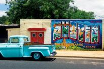 Vintage Americana at Roadhouse Relics, Austin.