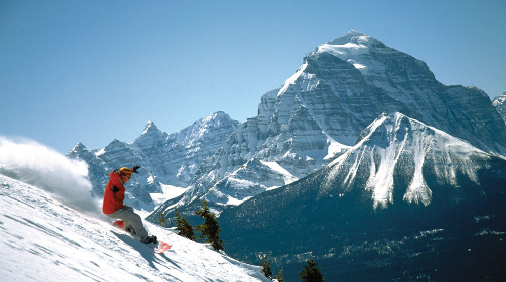 A snow holiday in Canada a bucket-list experience