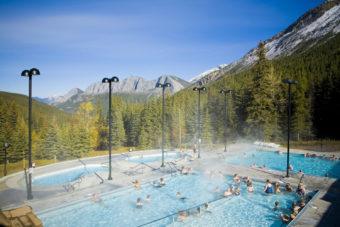 Canadian Rockies Hot Springs