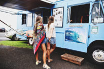 Pupukea Grill food truck for traditional Hawaiian flavours.