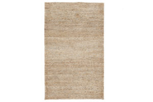 Tonal Braided jute rug – Platinum, from $449, westelm.com.au