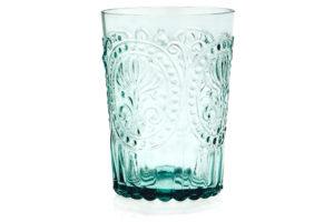 Fleur de Lys glass, $17, au.amara.com