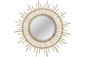 Mirror Sun mirror, $249.95, thewoodsfolk.com.au