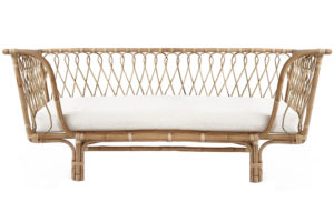 Lazy Days rattan daybed, $995, thewoodsfolk.com.au