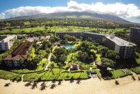 Kaā'anapali Beach Hotel in Hawai'i.
