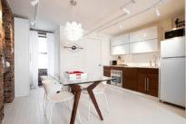 Designer loft, Soho style.