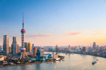 Shanghai - one of the most attractive cities in China