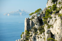 Cassis close to Marseille France