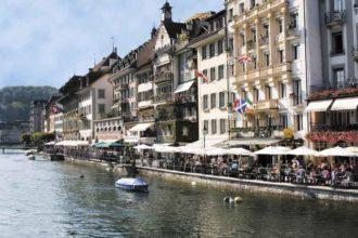 Switzerland city guide lucerne