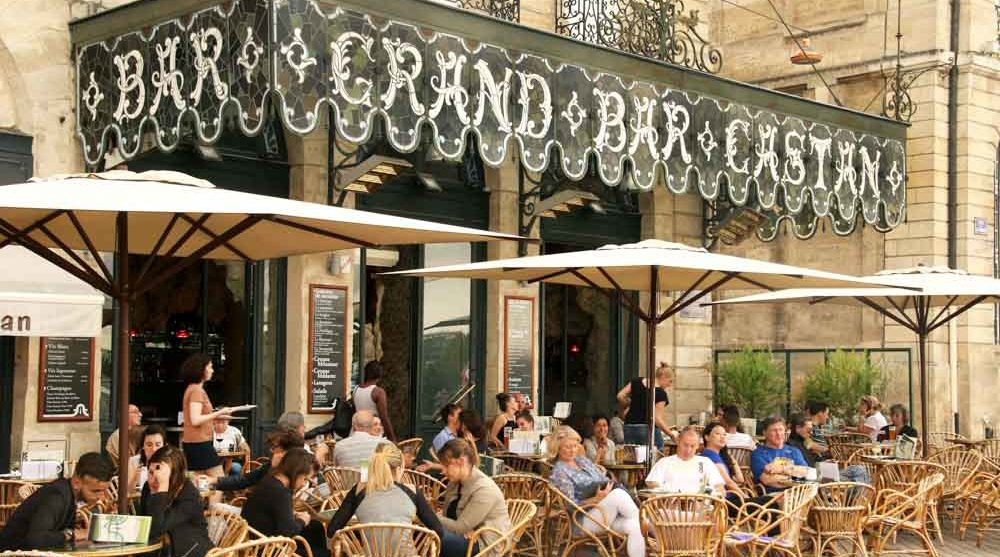 bourdeux france eat wine dine cafes restaurants