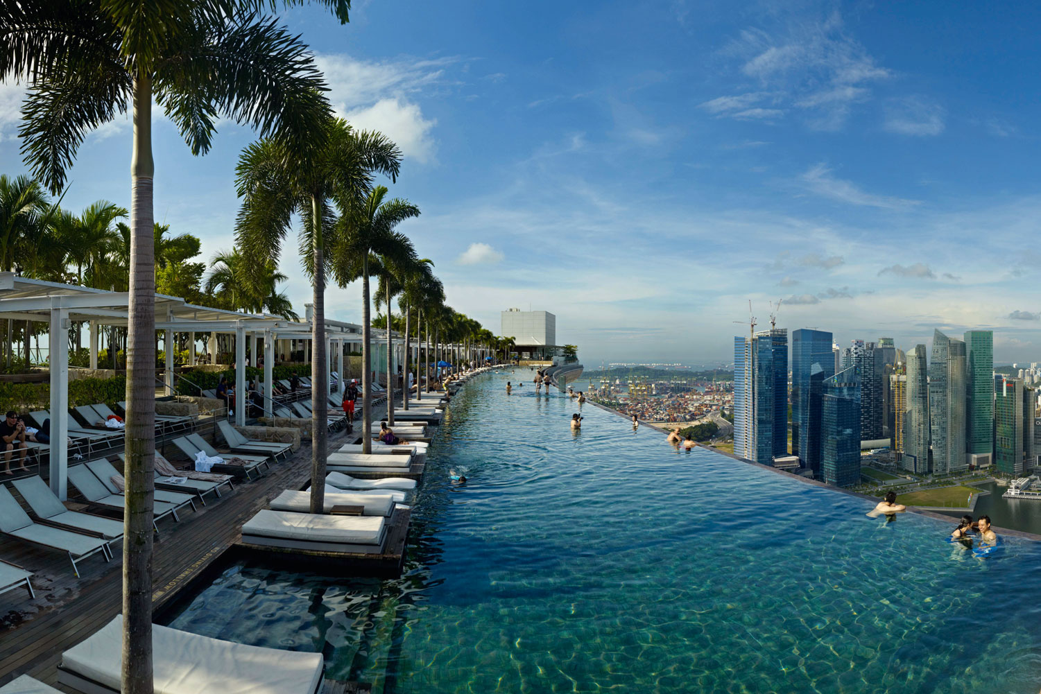 infinity pool singapore night. 48 Hours In Singapore \u2013 The Guide. Rooftop Pool Infinity Night S