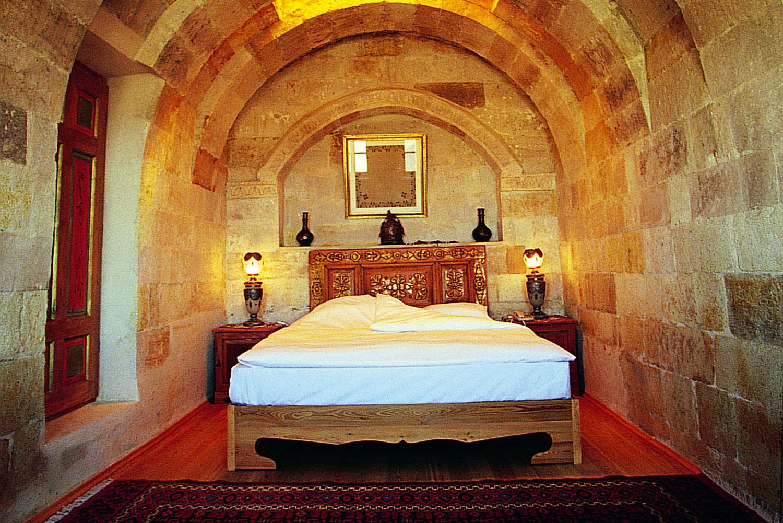 Museum Hotel in Uchisar, Turkey