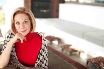 Ita Buttrose on her holiday wishlist.