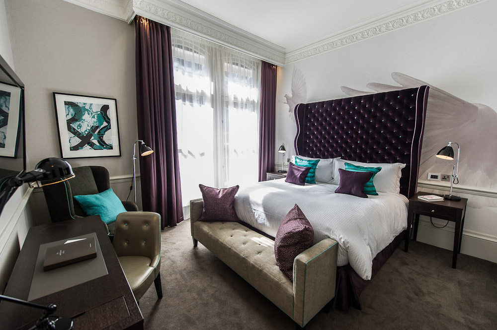 New london hotels international traveller for New boutique hotels london