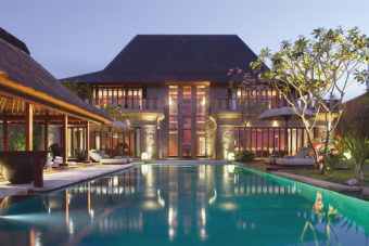 Il Ristorante Restaurant at Bulgari Resort Bali.