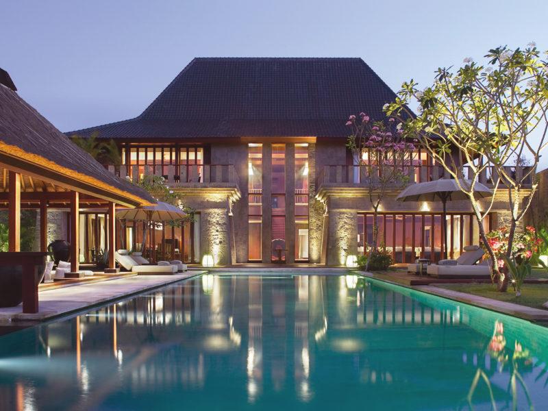 Il Ristorante Restaurant at Bulgari Resort Bali.