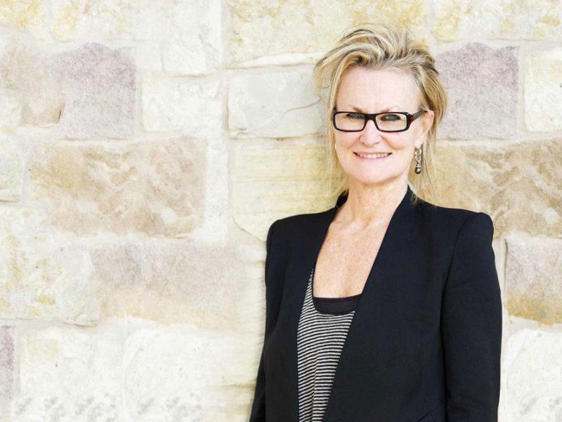 Celebrity chef, Christine Manfield.