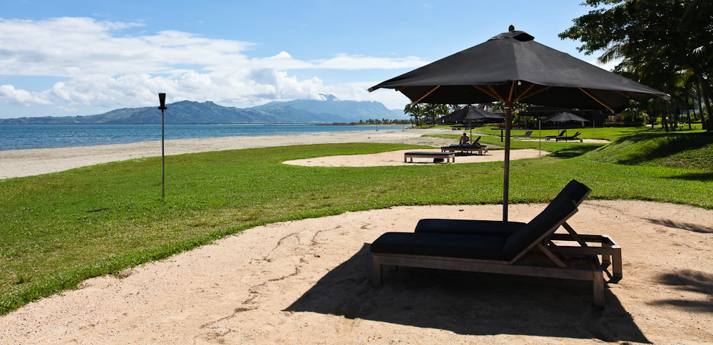 Guests can expect plenty of seaside views at Fiji Beach Resort and Spa by Hilton