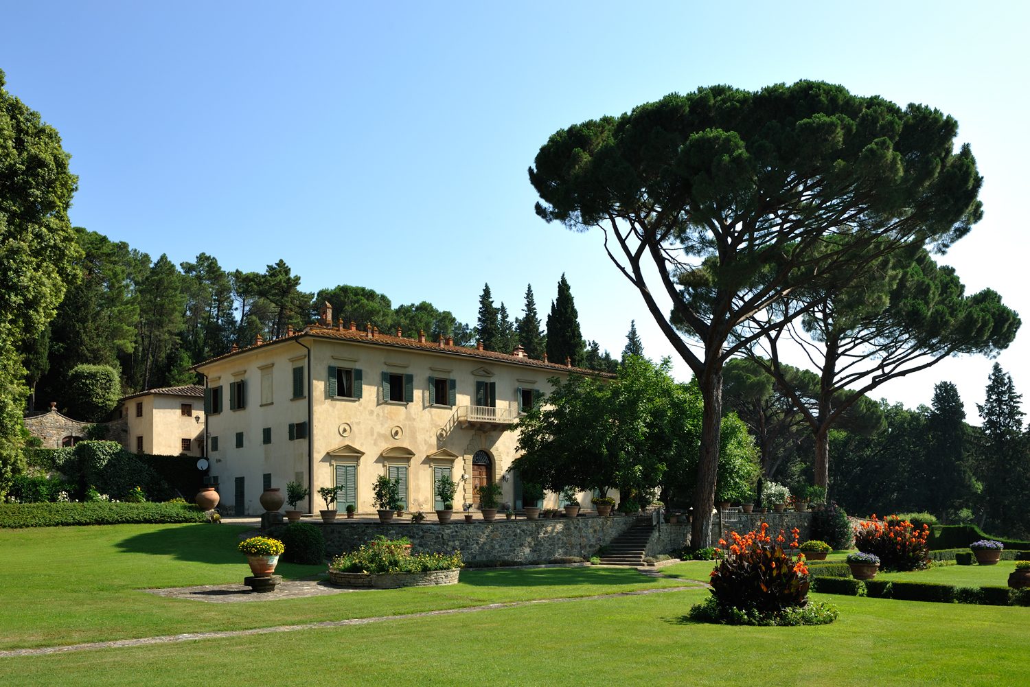 Tuscany s Best Villas International Traveller Magazine