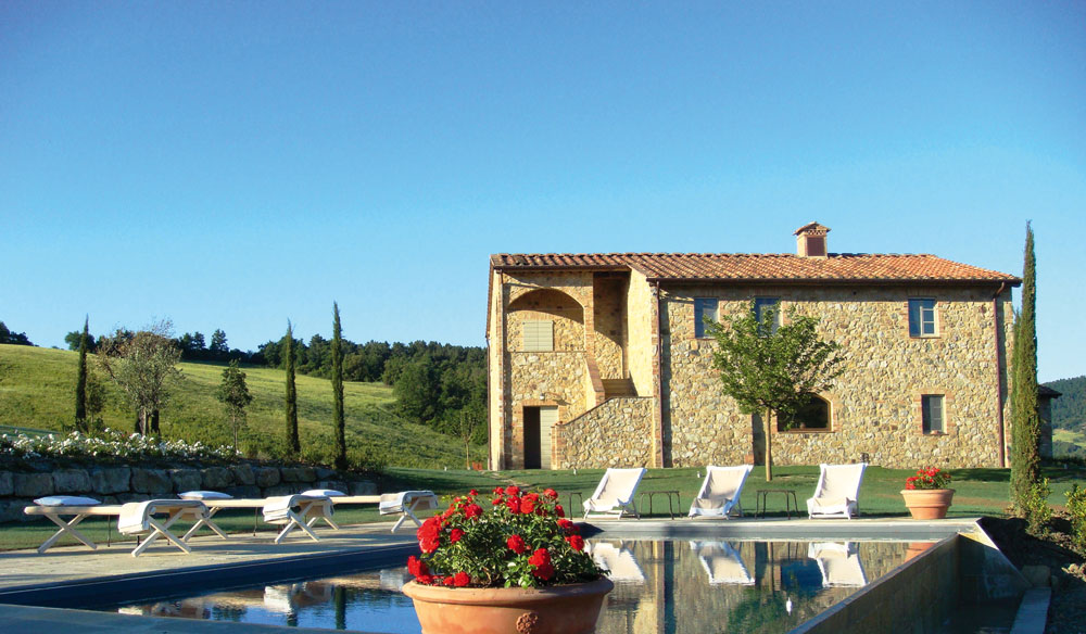 Villa Casole, Tuscany