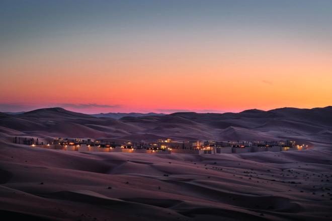 Qasr Al Sarab Desert Resort by Anantara.