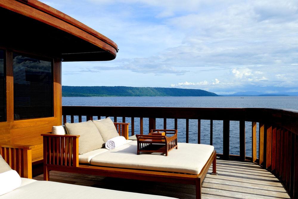 Amanwana Moyo Island Indonesia International Traveller