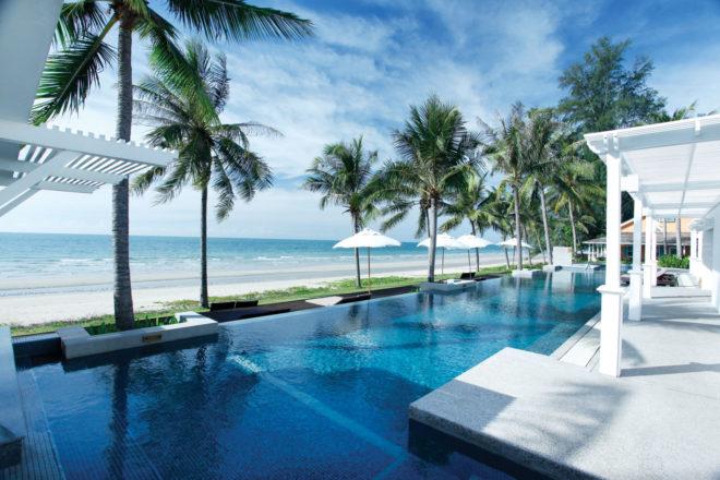 Nishaville resort in Huay Yang, Thailand.