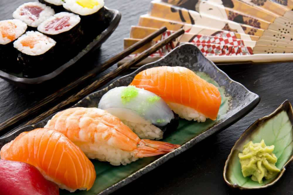Tokyo is packed with world-class dining experiences revolving around sushi and ramen.