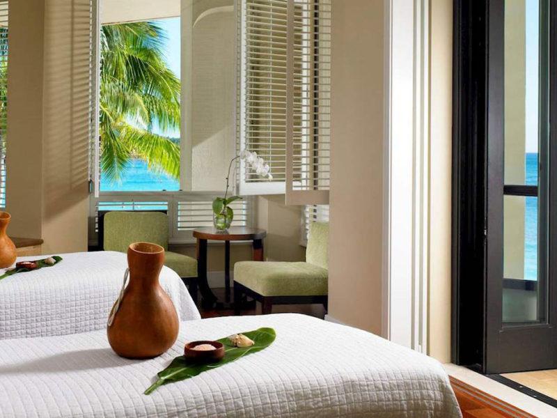 hawaii's top spa resorts