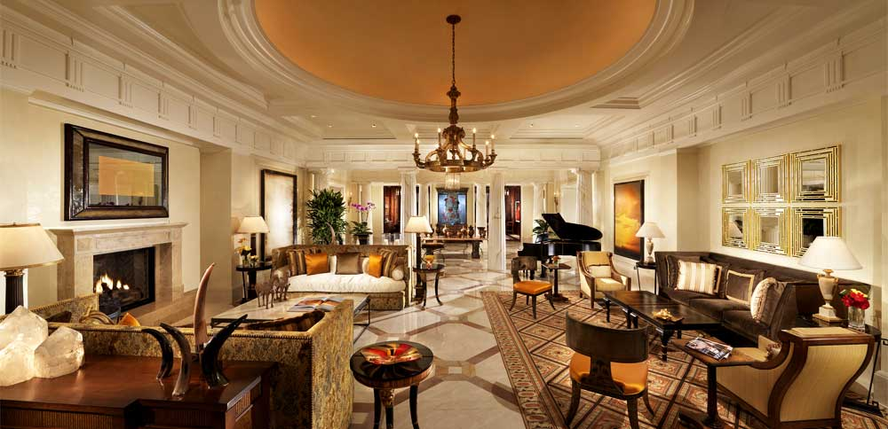 High Rollers Only The Suites You Can T Buy In Vegas
