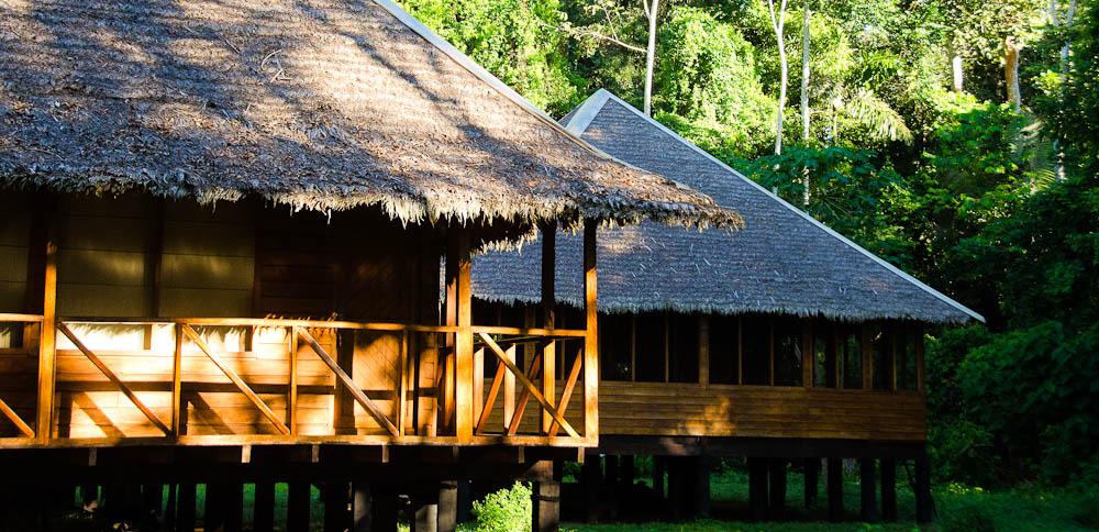 Romero Rainforest Lodge, Peru
