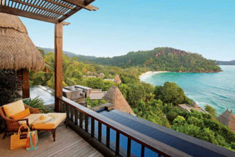 Maia Luxury Resort and Spa, Seychelles.