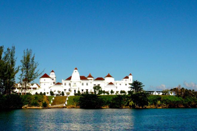 The Trident Castle Hotel, Jamaica.